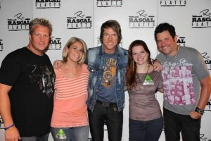 Rascal Flatts, Little Big Town & Eli Young Band Cricket Wireless Amphitheatre