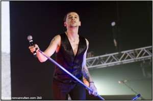 Cricket Wireless Amphitheatre-Depeche Mode