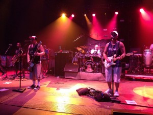 Slightly Stoopid Atmosphere-Cricket Wireless Amphitheatre
