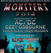 Monsters 2014 Cricket Wireless Amphitheatre