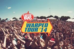 Vans Warped Tour Cricket Wireless Amphitheatre