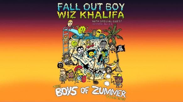 Fall Out Boy, Wiz Khalifa & Hoodie Allen