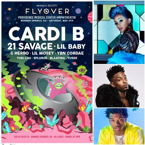 Flyover 2019: Cardi B & 21 Savage « Providence Medical